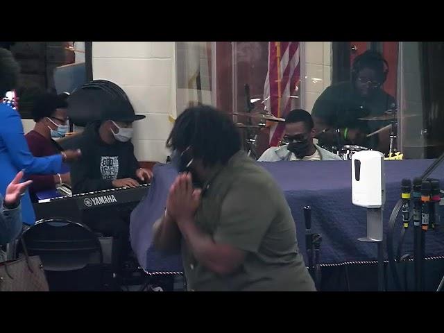 West Philadelphia SDA Church iWill Youth Ministry AYS Program -  10/9/2021