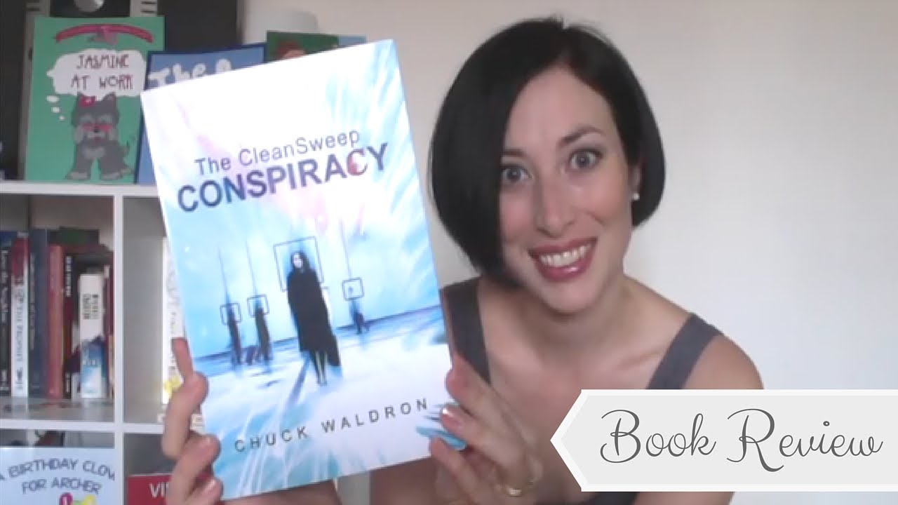 'The CleanSweep Conspiracy' by Chuck Waldron