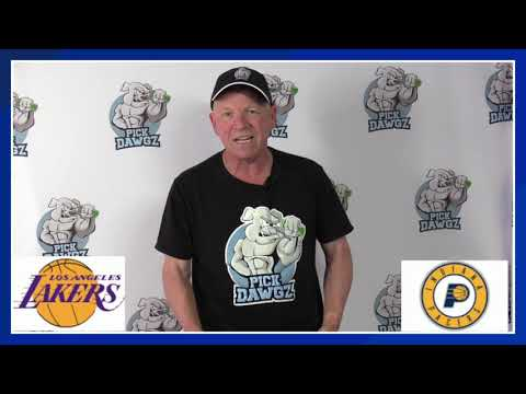 Los Angeles Lakers vs Indiana Pacers 8/8/20 Free NBA Pick and Prediction NBA Betting Tips