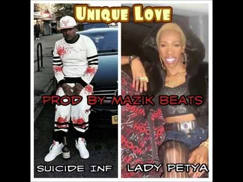 Suicide Inf x Lady Petya - Unique Love ( Prod By Mazik Beats )