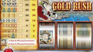 Gold Rush | Classic 3-Reel Slot Machine | Vegas Regal Casino