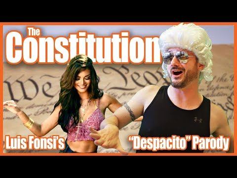 "The Constitution Song (""Despacito"" Parody)"