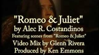 Romeo & Juliet by Alec R. Costandinos - Disco Video Mix by Dadma