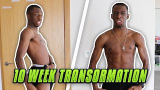 TBJZL ULTIMATE 10 Week TRANSFORMATION (Part 1)