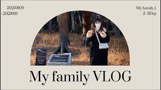 6(Vlog)•일상브이로그•부산해운대•골든튤립호텔•삼척…