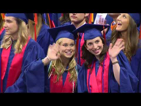 Bobby B  Lyle School of Engineering Commencement 2018
