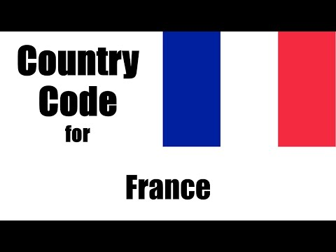 France Dialing Code - French Country Code - Telephone Area Codes In France