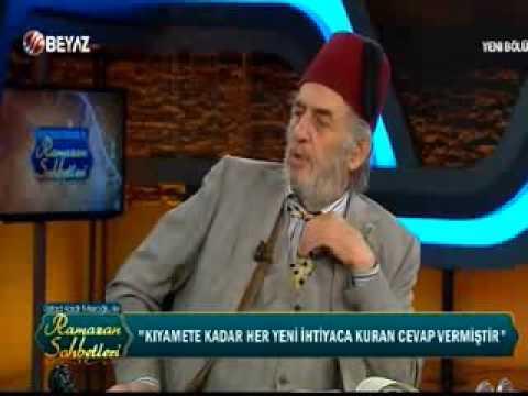 Şeyh Şerafettin Veli (k.s.) Üstad Kadir Mısıroğlu Ile Ramazan Sohbetleri 11 Haziran 2016