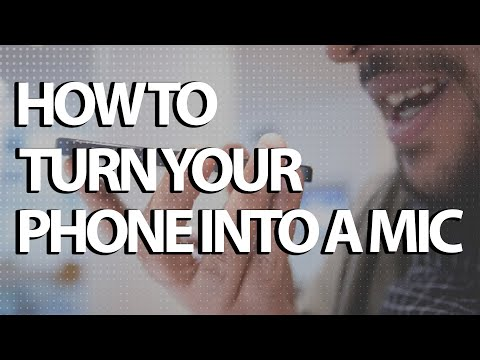 how-to-turn-your-phone-into-a-mic
