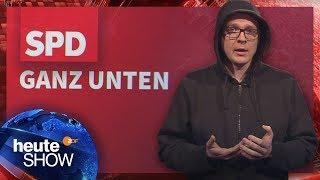 Nico Semsrott vergleicht sich und sein Leben mit der SPD