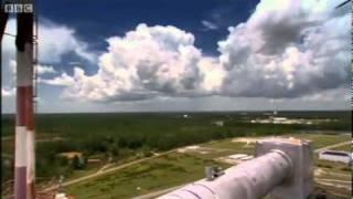 NASA Make Artificial Cloud - BBC Top Gear