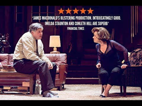 NT LIVE @ SLFS-BROADWAY! Virginia Woolf Clip of Director James MacDonald SUBTITLED
