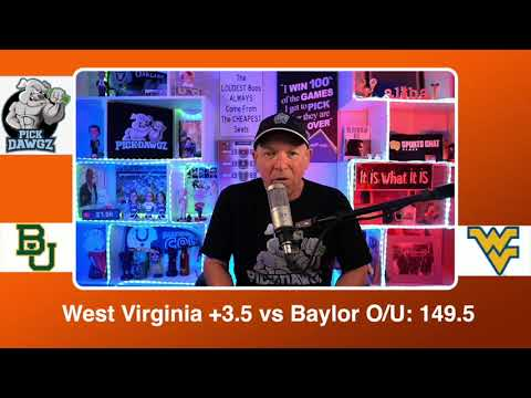 West Virginia vs Baylor 3/2/21 Free College Basketball Pick and Prediction CBB Betting Tips