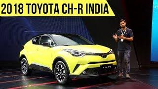 2018 Toyota CH-R India-Bound Quick Walkaround