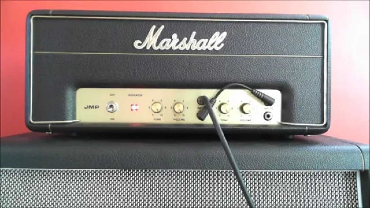 Marshall 2061x from bedroom volume to cranked all for Mark v bedroom volume