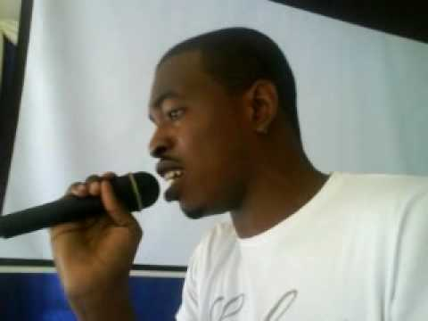 Christ Embassy St.Kitts-Me singing this is my Season by Sinach (choir rehearsal)