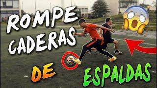 Jugadas que Rompen Caderas en el Futbol De Espaldas/Tutorial/freestyle futbol/trucos de futbol