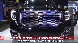 2020 GMC Yukon Denali XL Ultimate Black Edition - Exterior And Interior - Montreal Auto Show 2020