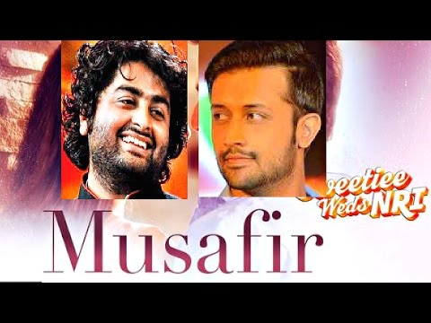 Atif Aslam VS Arijit Singh: Musafir Song | Compare Both Voices in One Song & decide