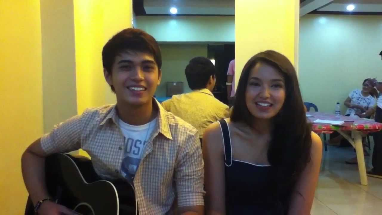 "Marlo Mortel and Sarah Lahbati - ""Teenage Dream/Firework"" (Katy Perry) Cover #1"
