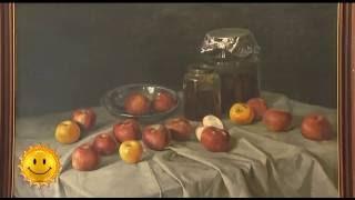 Яблочная выставка в музее им. А.Кастеева (07.06.16)