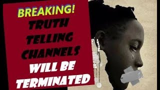 This Channel Will Be Terminated, Dec 12th - MOST LIKELY [Better Version]