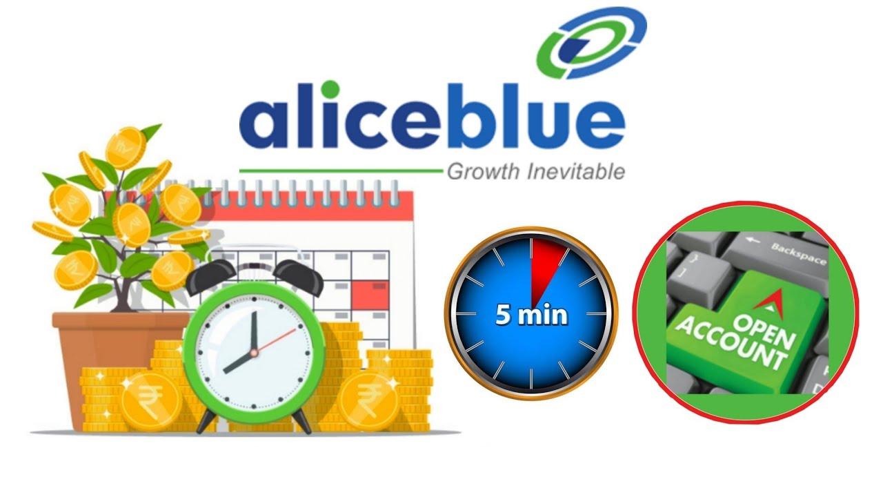 Aliceblue Features || Open Aliceblue Account