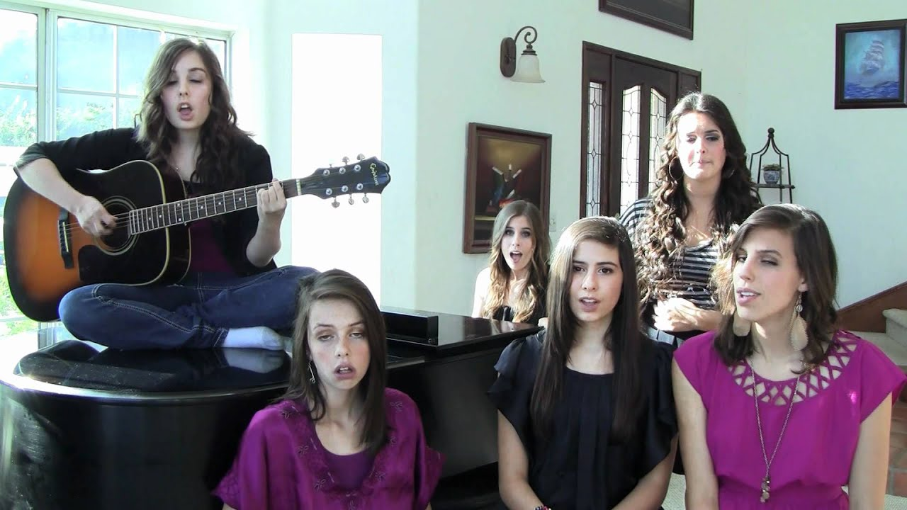 Quot Who You Are Quot By Jessie J Cover By Cimorelli Youtube