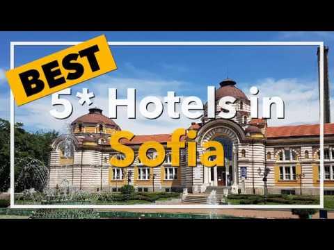 🔴 Best 5 star Hotels in Sofia, Bulgaria