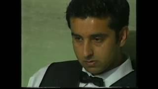 Shokat Ali versus Ken Doherty 1998 Grand Prix from Preston's Guild Hall