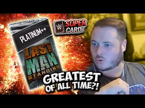 THE GREATEST PACK OPENING OF ALL TIME?! | WWE SuperCard Season 5