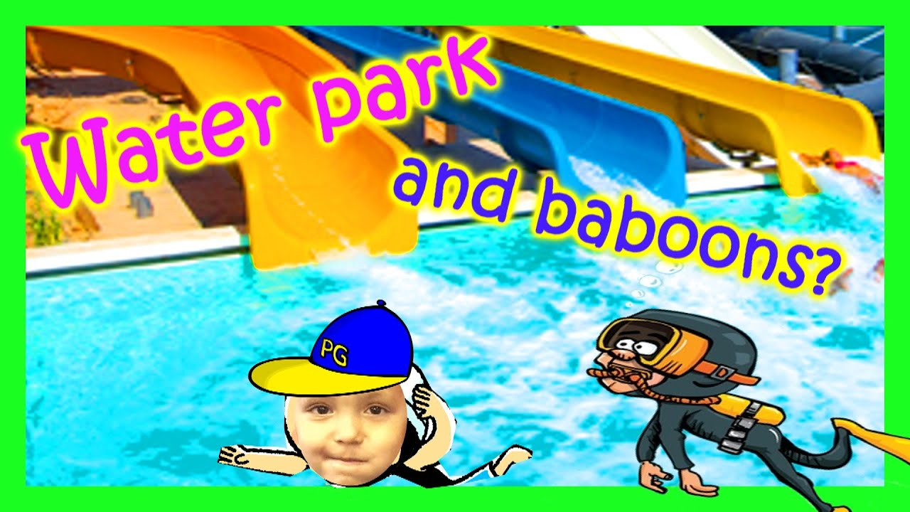 Mountain Water Park Family Fun Kids Activities Playtime Outdoor