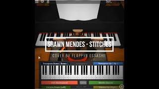 Roblox Piano Shawn Mendes - Puntos COMPLETO (Notas en la descripción)