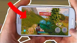 Fortnite Android - Como baixar o APK do Fortnite para Android! (Fortnite APK Download)