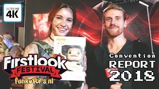 Firstlook Festival 2018 | Cosplay Interviews and Prizes with Funkopops!