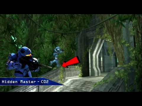 HLG for Dummies - Lesson 1: Guardian  -  Halo 3: Hiding Tactics