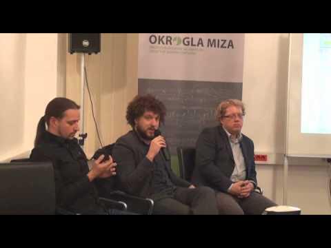 OKROGLA MIZA Mednarodna perspektiva slovenske glasbe