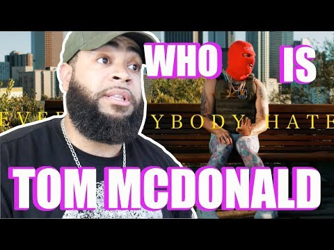 """{{ REACTION }} Tom MacDonald - """"Everybody Hates Me"""" WHO IS THIS GUY ???"""