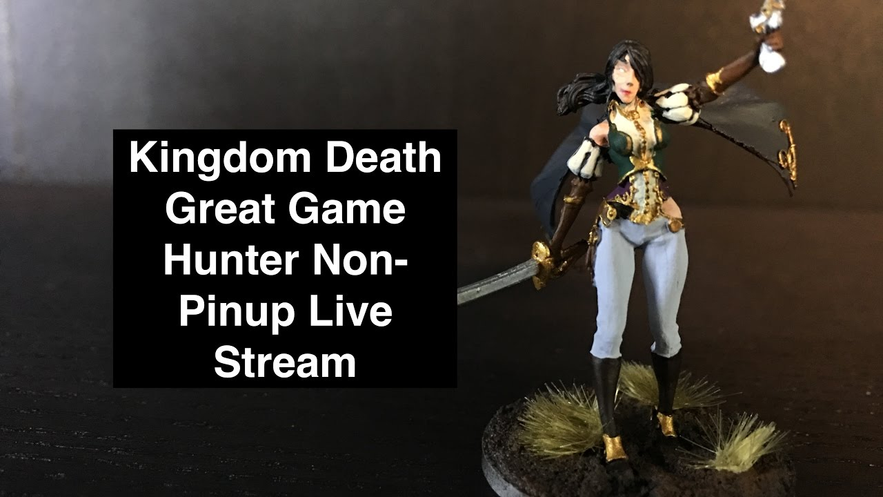 live hunter stream