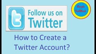Twitter Hesabı ll Bangla Öğretici Oluşturma