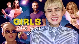 транслейт Maroon 5 - Girls Like You ft. Cardi B (Russian Cover || На русском)