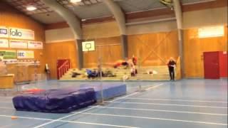 Sondre high jump, new PR 1.57m