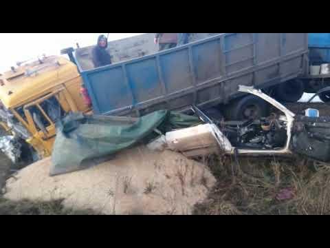 В ДТП под Курском погибли пять человек