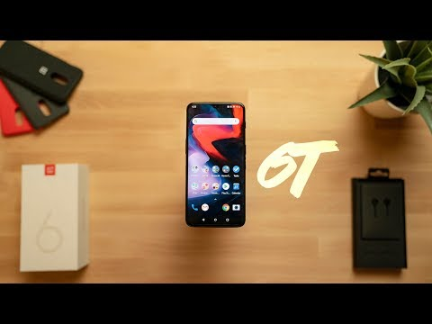 OnePlus 6T - Is the OnePlus 6 Better?
