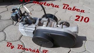 GO motoru Babča 210