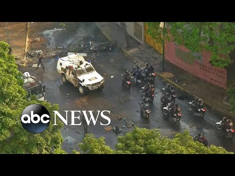 Venezuela braces for another day of protests