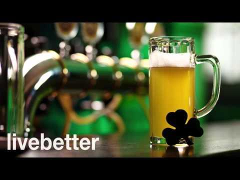 Musique traditionnelle irlandaise joyeuse qui bouge de danse de pub sans parole instrumentale