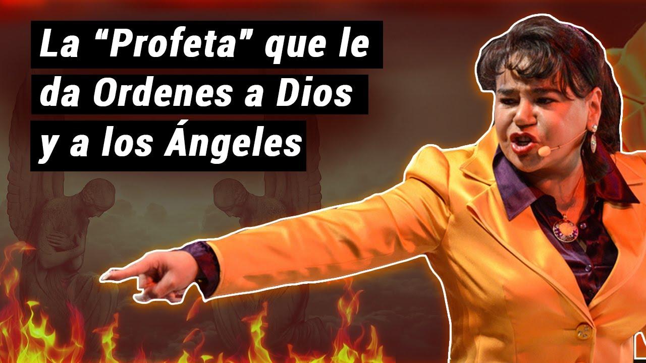 Profeta Ana Maldonado Les Da Ordenes A Dios Y Los  U00e1ngeles