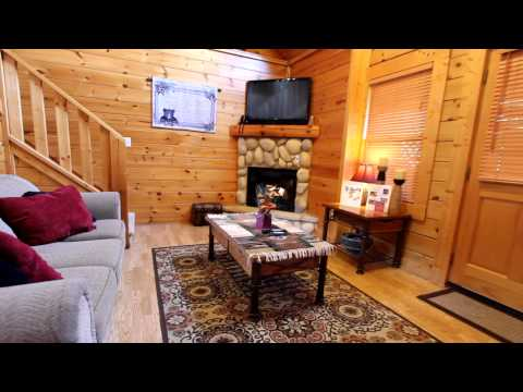 """stairway-to-heaven""-one-bedroom-pigeon-forge-cabin-with-pool-near-dollywood---cabins-usa-2014"