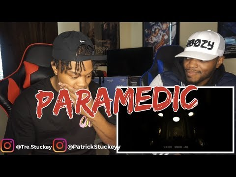 Black Panther The Album: Paramedic! - REACTION